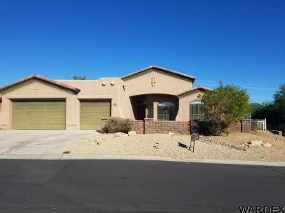 Lake Havasu City Single Family Home For Sale: 3638 N Citation Rd