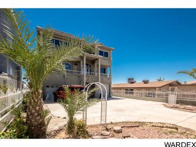 Bullhead City Single Family Home For Sale: 2571 Camino Del Rio