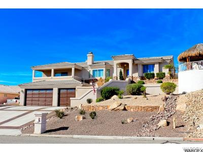 Lake Havasu City Single Family Home For Sale: 2345 Beverly Glen Dr