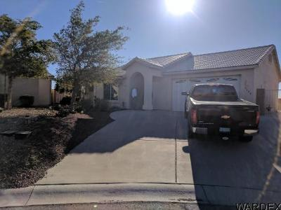 Fort Mohave Single Family Home For Sale: 4498 S Donald Cir