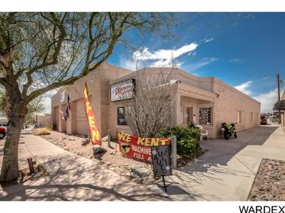 Lake Havasu City Commercial For Sale: 2183 McCulloch Blvd N