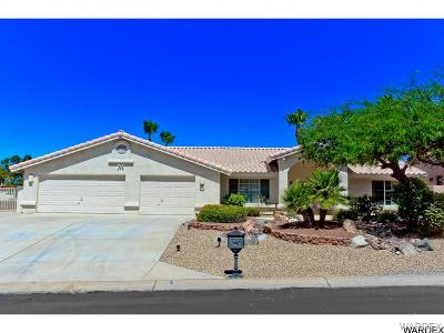 Lake Havasu City Single Family Home For Sale: 2239 Cup Ln