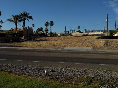 Lake Havasu City Residential Lots & Land For Sale: 360 Acoma Blvd S