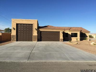Lake Havasu City Single Family Home For Sale: 1745 Privateer