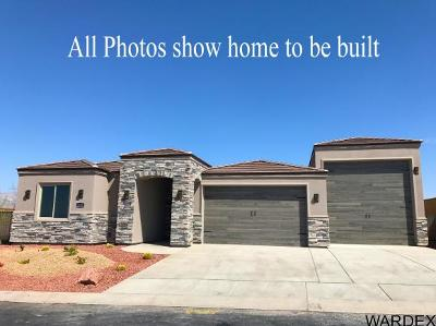 Bullhead City Single Family Home For Sale: 2936 Lakeview Dr
