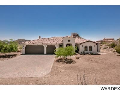 Havasu Foothills Estates Single Family Home For Sale: 3021 Circula De Hacienda