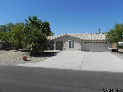 Lake Havasu City Single Family Home For Sale: 3971 Brookside Dr
