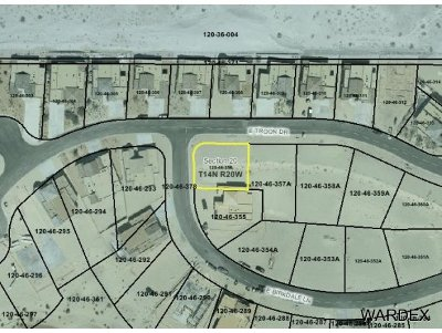 Residential Lots & Land For Sale: 1866 E Troon Dr