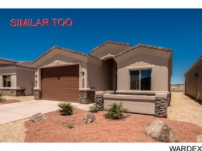 Lake Havasu City AZ Single Family Home For Sale: $365,900