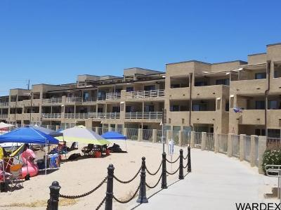 Lake Havasu City Condo/Townhouse For Sale: 94 London Bridge Rd #405 #405