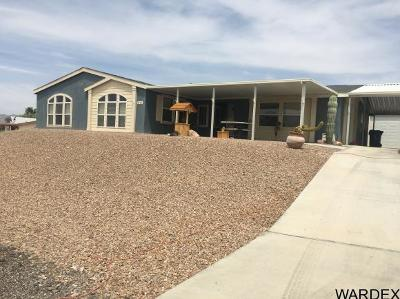 Mohave County Manufactured Home For Sale: 3133 Mulberry Dr