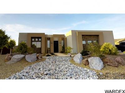 Bullhead City Single Family Home For Sale: 2999 Paddlewheel Cv