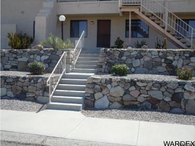 Lake Havasu City Condo/Townhouse For Sale: 1957 Mesquite Ave 54