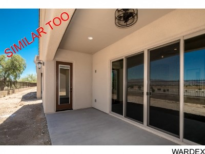 Lake Havasu City AZ Single Family Home For Sale: $434,900