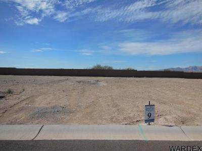 Lake Havasu City AZ Residential Lots & Land For Sale: $125,000