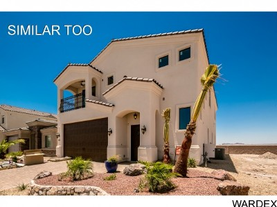 Lake Havasu City AZ Single Family Home For Sale: $589,900
