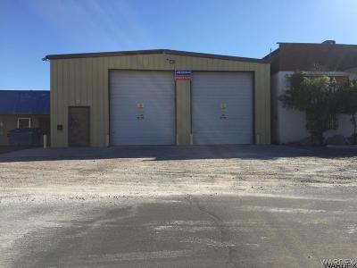 Bullhead City, Golden Valley Commercial For Sale: 2051 Commercial Way