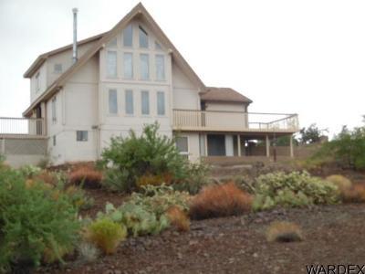 Kingman Single Family Home For Sale: 153 E 5 L Ranch Rd