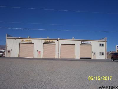 Lake Havasu City Commercial For Sale: 2041 Industrial Blvd