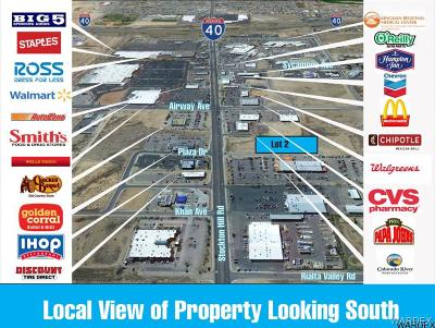 Kingman Residential Lots & Land For Sale: 3525 Stockton Hill Rd