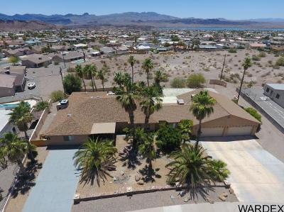 Lake Havasu City Single Family Home For Sale: 891 Thunderbolt