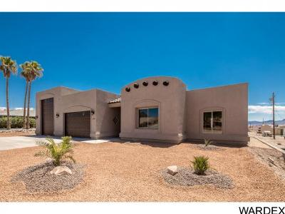 Lake Havasu City AZ Single Family Home For Sale: $334,100