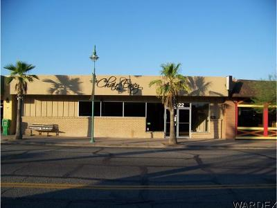 Lake Havasu City Commercial For Sale: 2022 McCulloch Blvd N