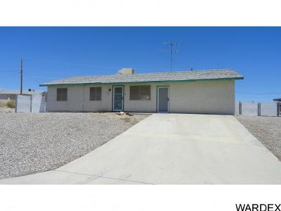 Lake Havasu City Single Family Home For Sale: 980 Hacienda Cir