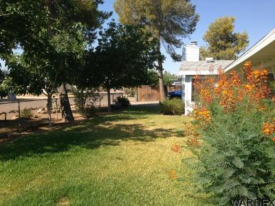 Mohave County Manufactured Home For Sale: 8181 Evergreen