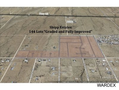 Golden Valley Residential Lots & Land For Sale: W Shipp Drive