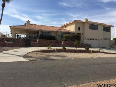 Lake Havasu City Single Family Home For Sale: 2381 Tee Dr