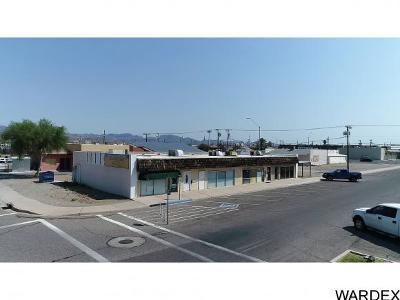 Parker Commercial For Sale: 1112 W Arizona Ave