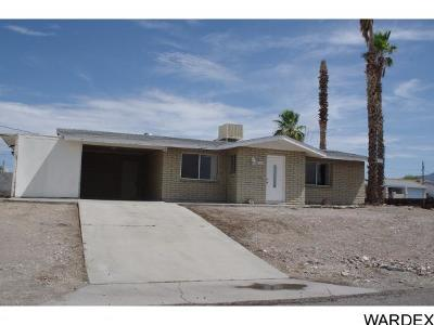 Lake Havasu City Single Family Home For Sale: 1550 Navigator Dr