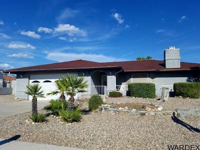 Lake Havasu City Single Family Home For Sale: 180 Mulberry Ave.