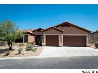 Bullhead City Single Family Home For Sale: 2855 Fort Silver Dr