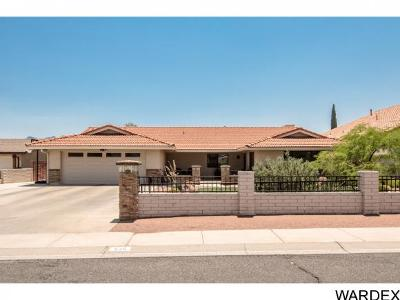Kingman Single Family Home For Sale: 835 Country Club Dr