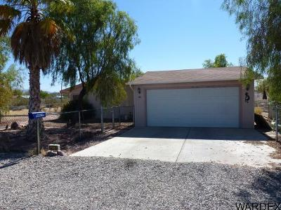 Mohave County Manufactured Home For Sale: 12770 S Cortaro Dr