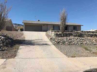 Lake Havasu City Single Family Home For Sale: 2130 Charing Cross Dr