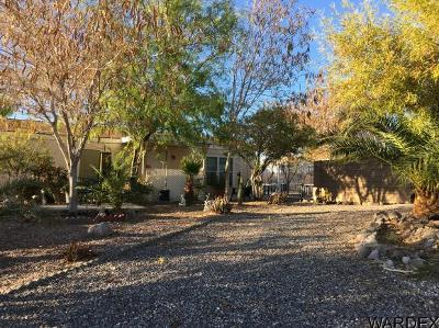 Fort Mohave AZ Manufactured Home For Sale: $95,000