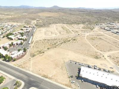 Kingman Residential Lots & Land For Sale: Lot 030B E Hualapai Mtn. Road