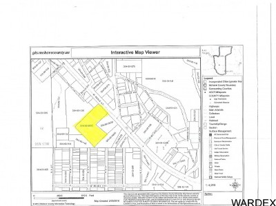 Kingman Residential Lots & Land For Sale: TBD Beale Street