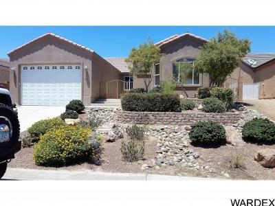 Fort Mohave AZ Single Family Home For Sale: $297,750