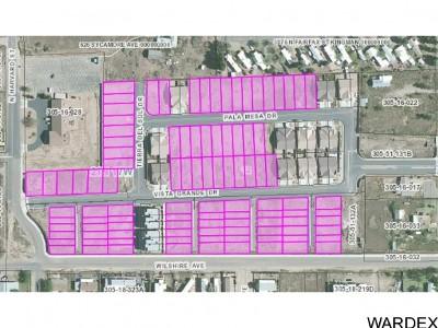 Kingman Residential Lots & Land For Sale: 625 Vista Grande Dr