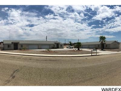 Lake Havasu City AZ Multi Family Home For Sale: $539,000