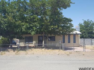 Kingman Single Family Home For Sale: 2203 Robinson Avenue