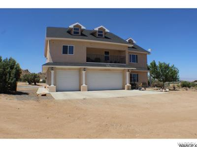 Kingman Single Family Home For Sale: 731 W Sundown Road