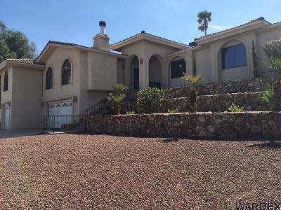 Lake Havasu City Single Family Home For Sale: 2892 Saratoga Ave