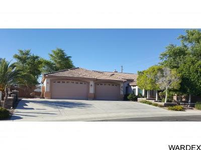 Bullhead City Single Family Home For Sale: 2595 Majestic Way