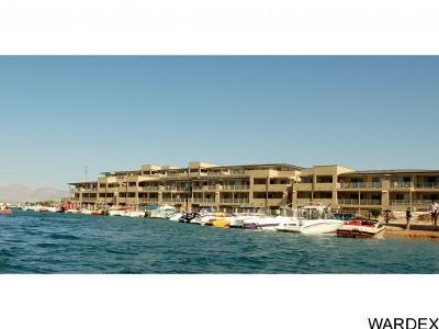 Lake Havasu City Condo/Townhouse For Sale: 94 London Bridge Rd. #403 #403