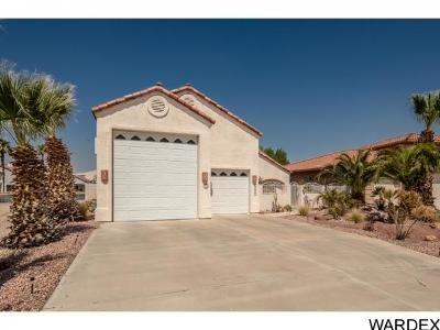 Fort Mohave AZ Single Family Home For Sale: $274,900